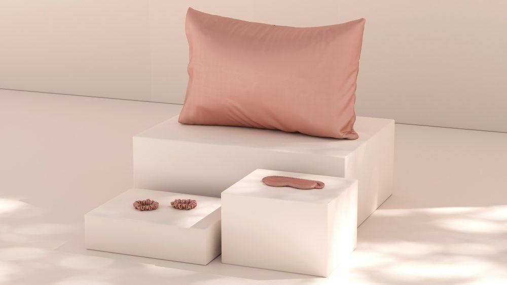 starsilk svilene jastučnice daydream pink