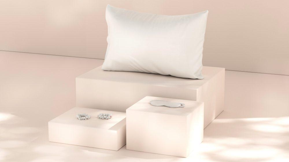 starsilk svilene jastučnice twinkling white