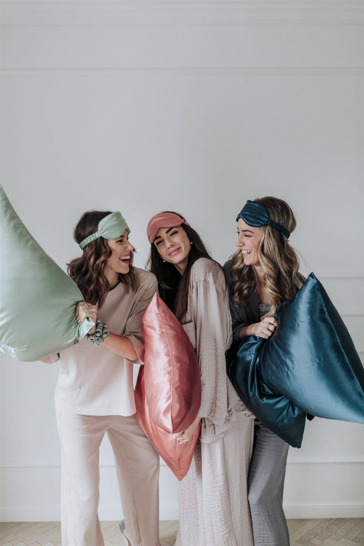 starsilk svilene jastučnice, svilene maske za kosu