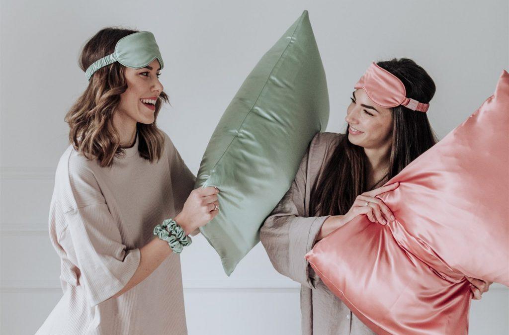 starsilk svilene jastučnice, svilene maske za lice