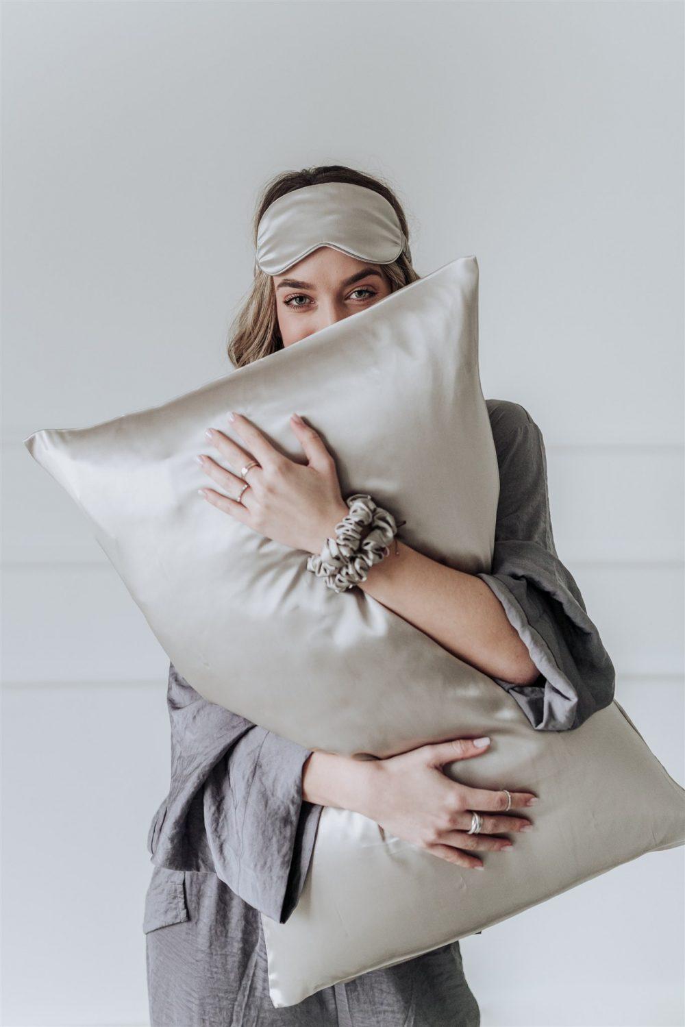 starsilk, svilene jastučnice, svilene maske za spavanje